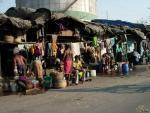 Одна из Бомбейских улиц